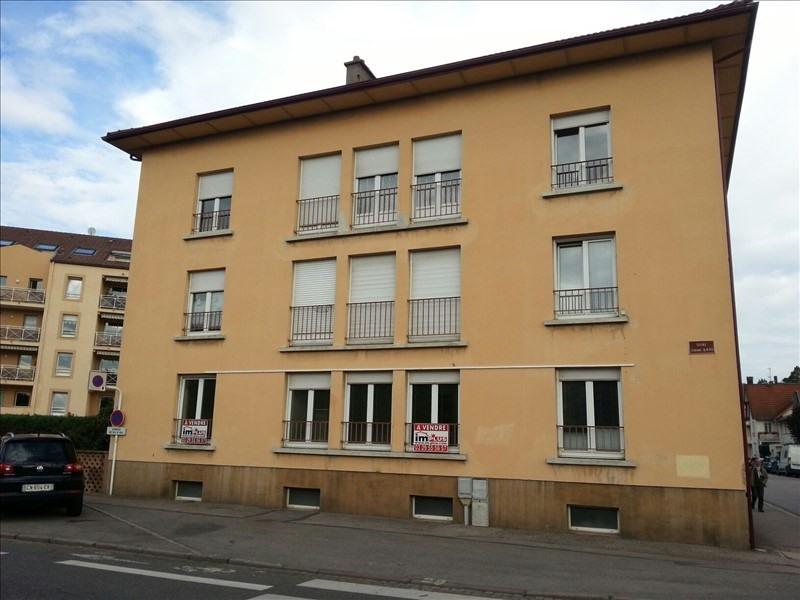 Sale apartment Saint-die 81640€ - Picture 6