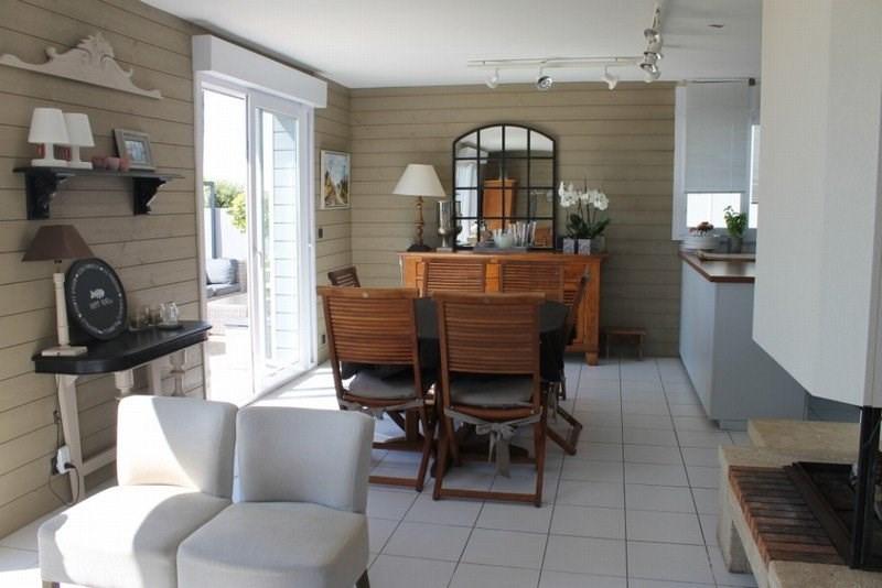 Venta  casa St germain sur ay 546000€ - Fotografía 5