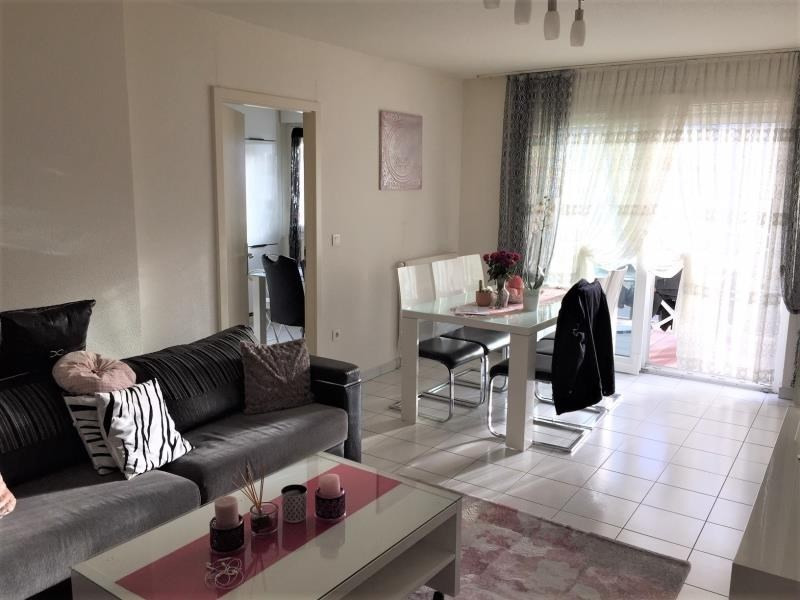 Sale apartment Strasbourg 243 800€ - Picture 2