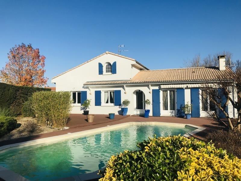 Sale house / villa Arsac 398000€ - Picture 1