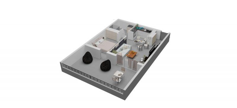Vente appartement Porticcio (pietrosella) 235000€ - Photo 3