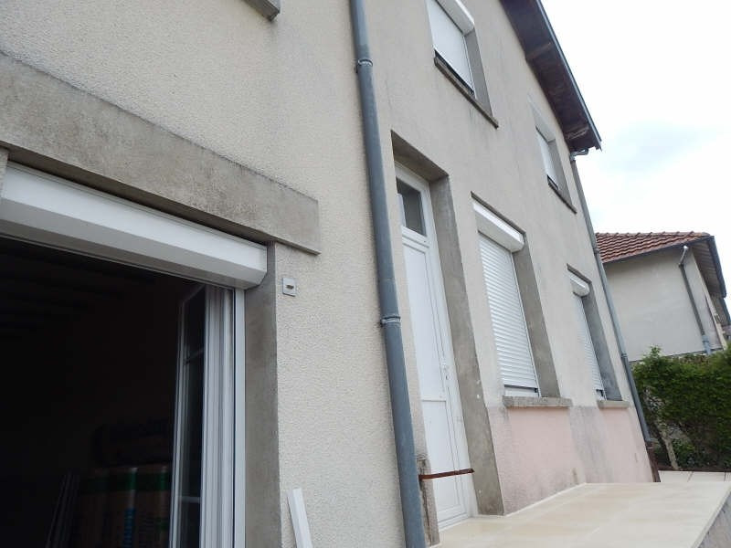 Rental apartment Panazol 600€ CC - Picture 1