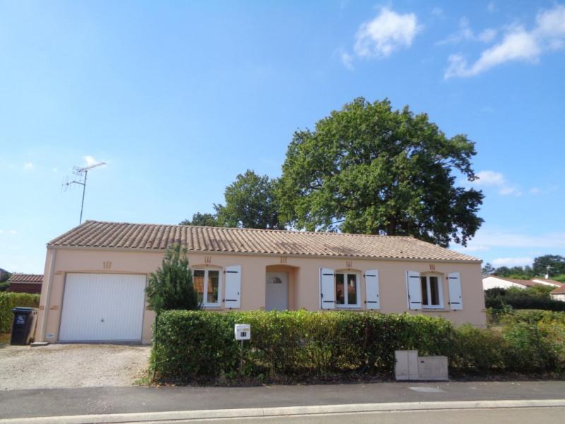 Location maison / villa La boissiere des landes 695€ CC - Photo 1