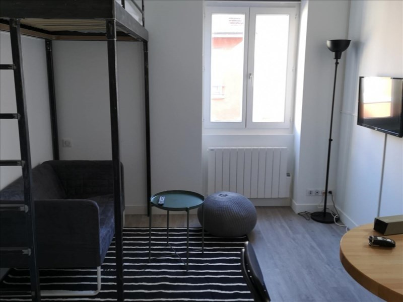Rental apartment Villeurbanne 495€ CC - Picture 1
