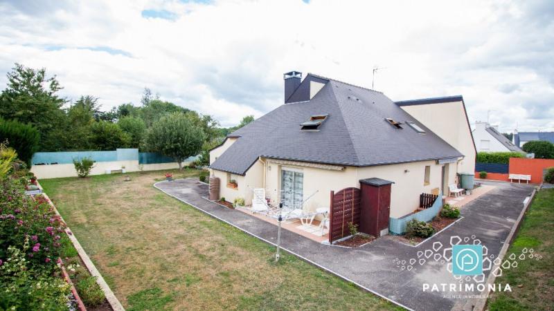 Vente maison / villa Guidel 374400€ - Photo 16