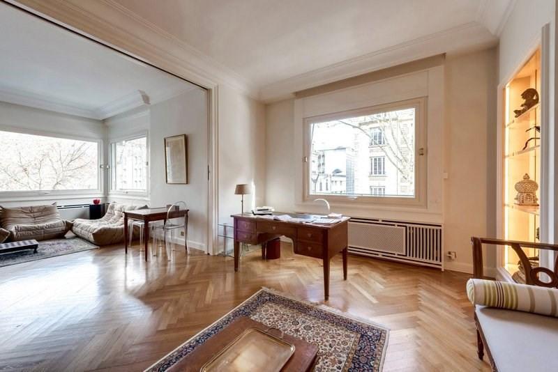 Vente de prestige appartement Lyon 6ème 1140000€ - Photo 2
