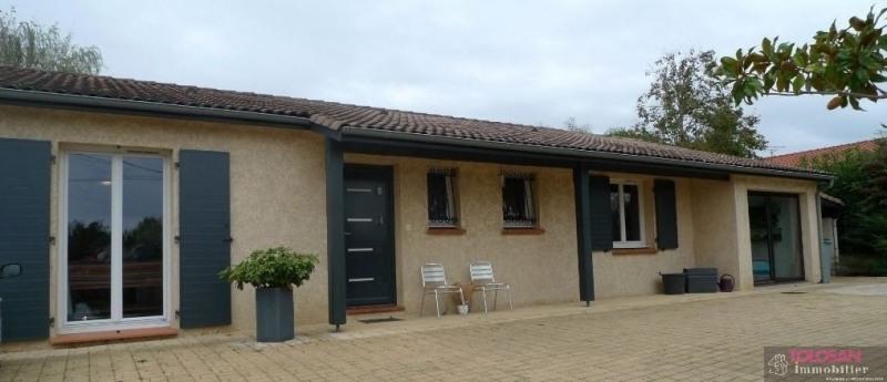 Vente maison / villa Montgiscard 349000€ - Photo 1