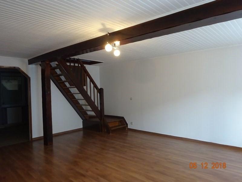 Sale apartment Sarras 74000€ - Picture 1