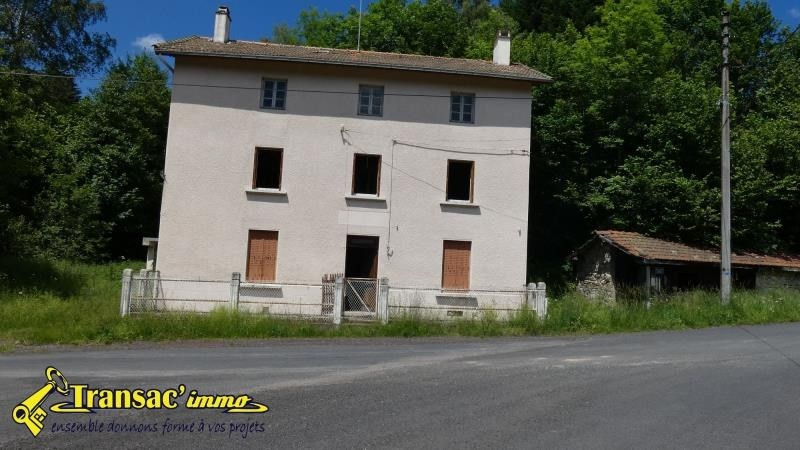 Sale house / villa Vollore montagne 33 000€ - Picture 1