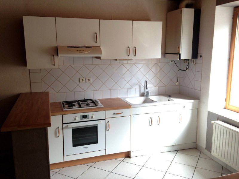 Location appartement Polliat 450€ CC - Photo 2