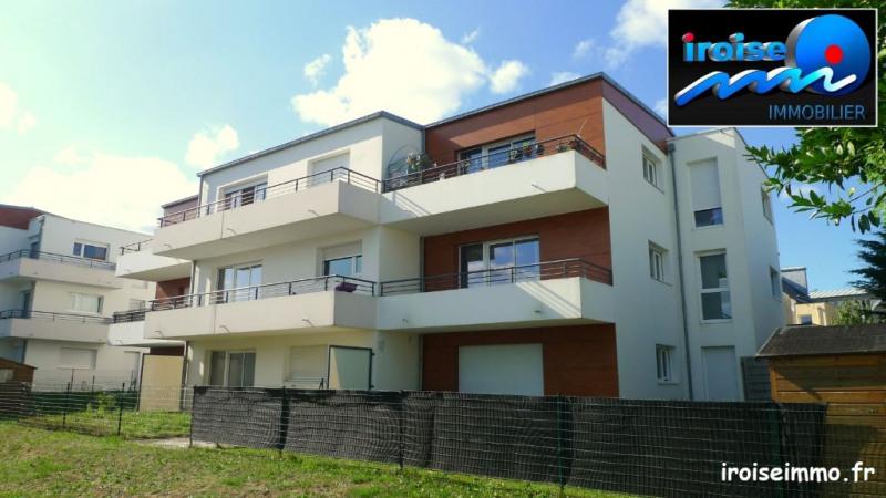 Sale apartment Brest 162750€ - Picture 1