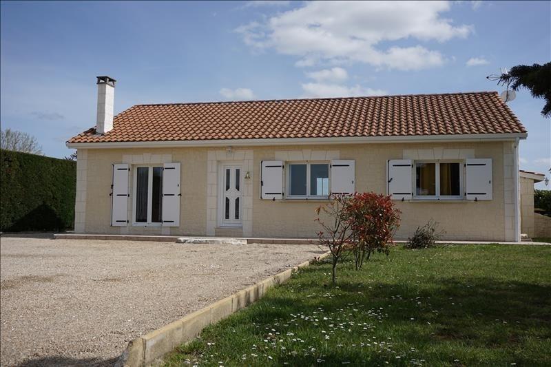 Vente maison / villa St andre de cubzac 249900€ - Photo 1