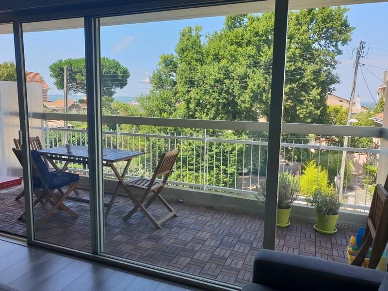 Vente appartement Arcachon 424000€ - Photo 1