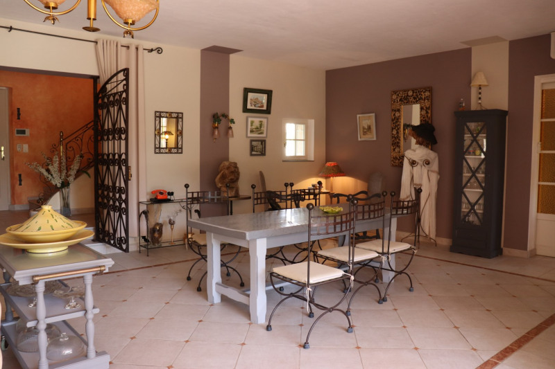 Vacation rental house / villa Grimaud 5 000€ - Picture 11