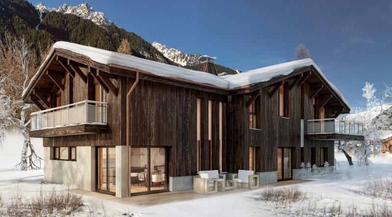 Vente de prestige maison / villa Chamonix mont blanc 2600000€ - Photo 1