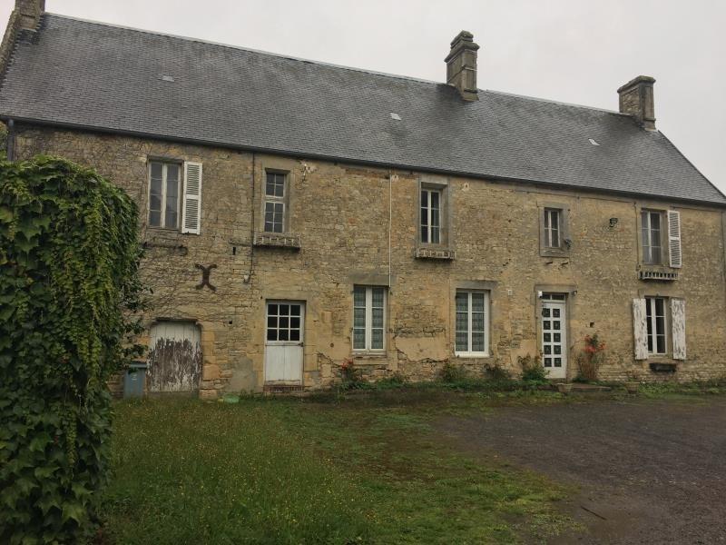 Sale house / villa St martin des entrees 152000€ - Picture 1