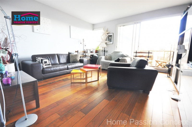 Vente appartement Suresnes 540000€ - Photo 2