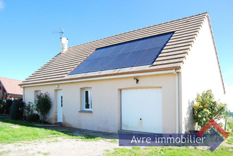 Vente maison / villa Verneuil d'avre et d'iton 139000€ - Photo 1