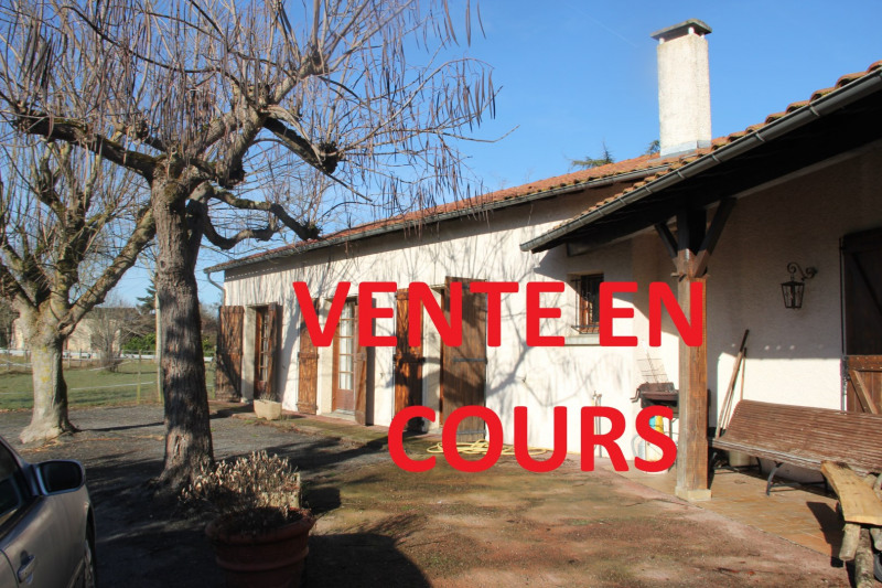 Vente maison / villa L'isle-en-dodon 162000€ - Photo 1