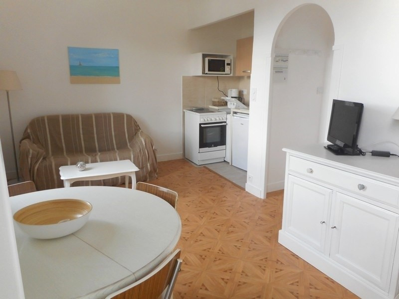 Location vacances appartement Saint-palais-sur-mer 275€ - Photo 1