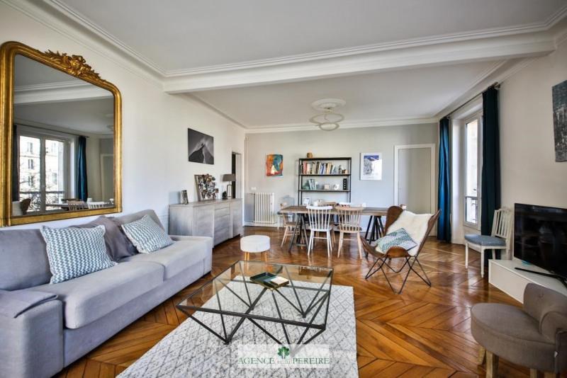 Vente de prestige appartement Paris 17ème 1065000€ - Photo 3