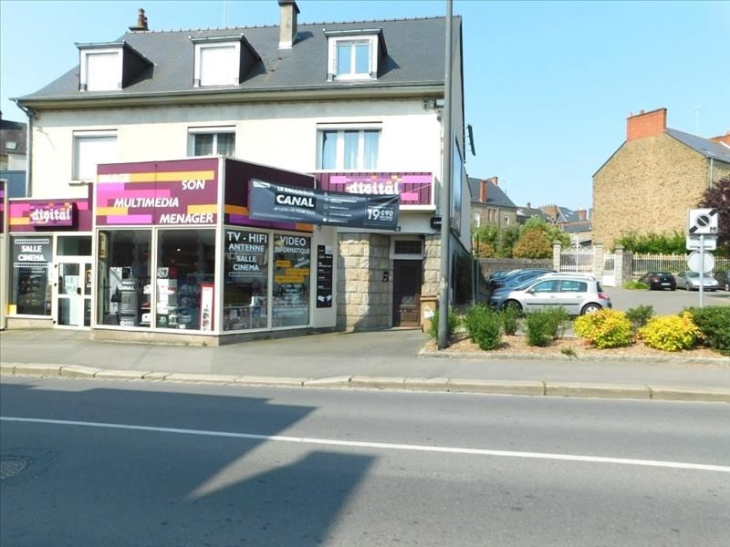 Vente local commercial Fougeres 220 000€ - Photo 1