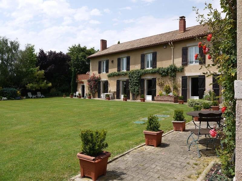 Verkauf von luxusobjekt haus Vienne 595000€ - Fotografie 2