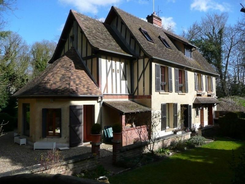 Deluxe sale house / villa La roche guyon 493000€ - Picture 1