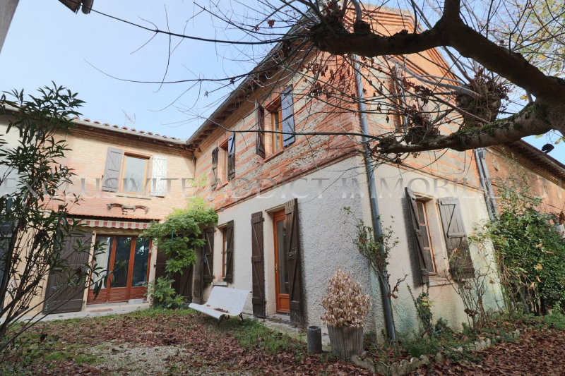 Vente maison / villa Garidech 189 800€ - Photo 1