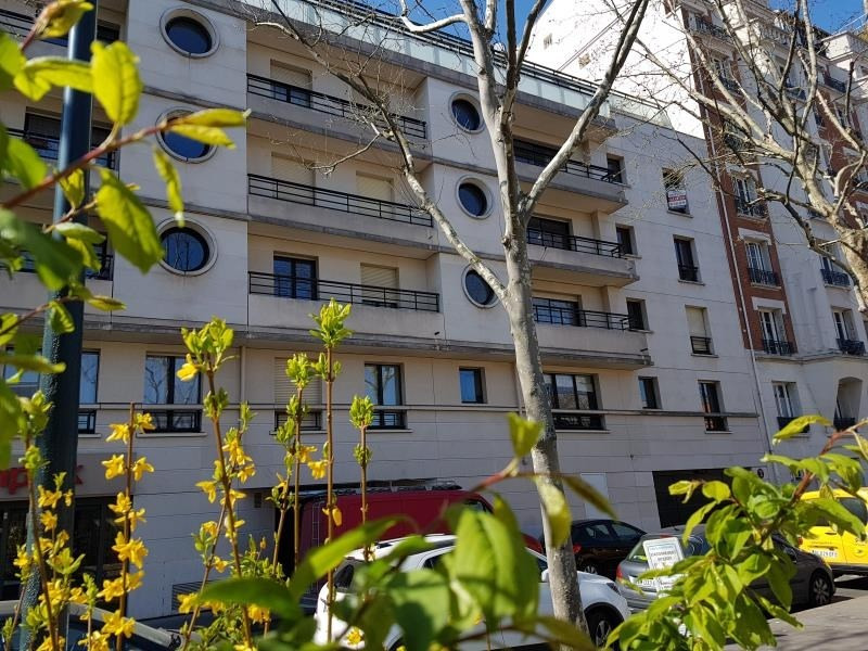 Rental apartment Asnieres sur seine 2 742€ CC - Picture 1