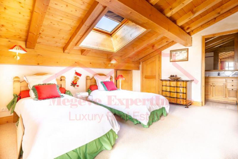 Vente de prestige appartement Megève 3900000€ - Photo 18