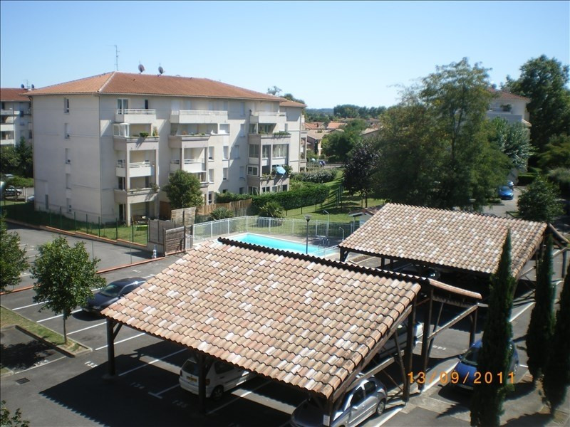 Sale apartment Toulouse 150 000€ - Picture 1