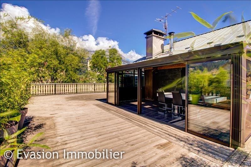 Sale apartment Sallanches 344000€ - Picture 1