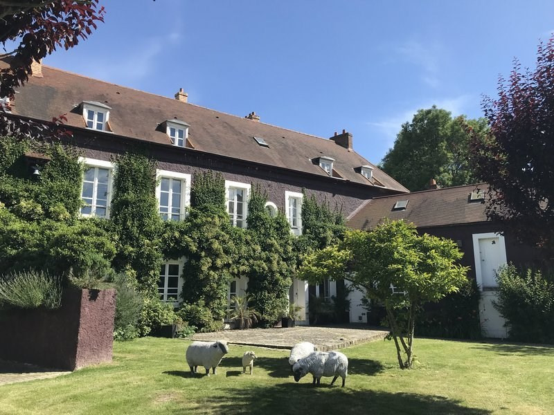 Deluxe sale house / villa Orgeval 1 190 000€ - Picture 1