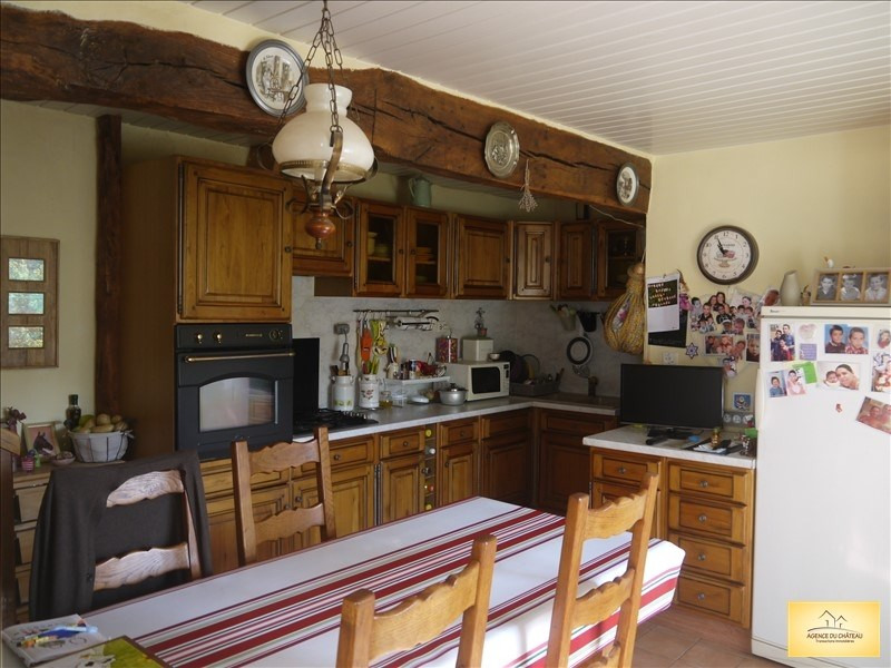 Venta  casa Jouy mauvoisin 225000€ - Fotografía 10