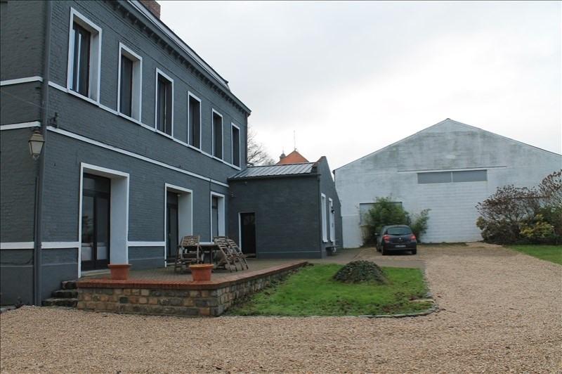 Vente maison / villa Oisy le verger 370000€ - Photo 8