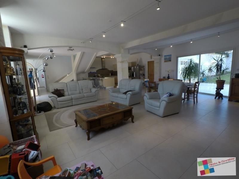 Vente maison / villa Bourg charente 466400€ - Photo 3