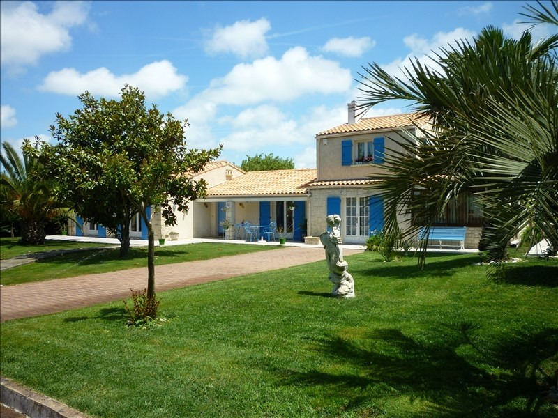 Vente maison / villa St georges d'oleron 449 200€ - Photo 1