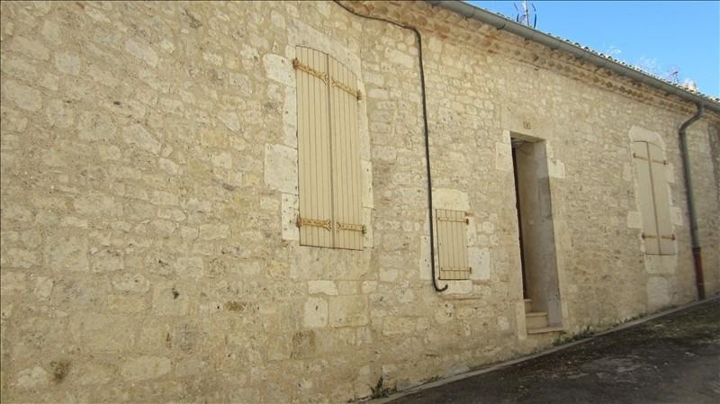 Vente maison / villa Montaigu de quercy 61000€ - Photo 2