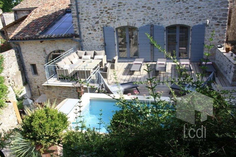 Vente de prestige maison / villa Vézénobres 841000€ - Photo 1