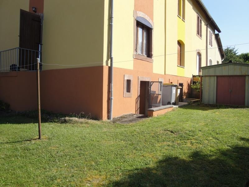 Venta  casa Chatenois les forges 66000€ - Fotografía 2
