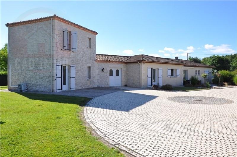 Vente maison / villa Lamonzie saint martin 418000€ - Photo 1