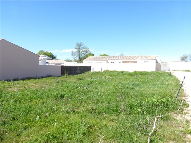 Sale site Tonnay charente 50 000€ - Picture 1
