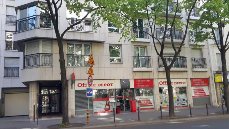 Location parking Paris 15ème 145€ CC - Photo 1