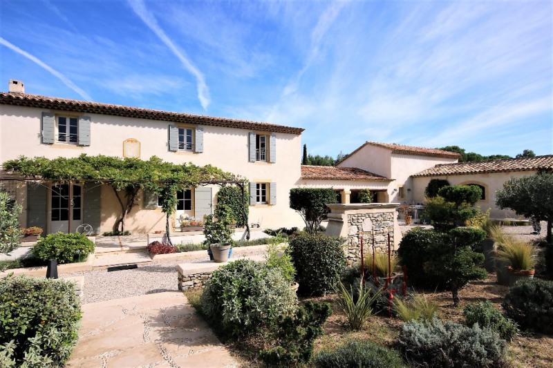 Vente de prestige maison / villa Meyrargues 946000€ - Photo 1