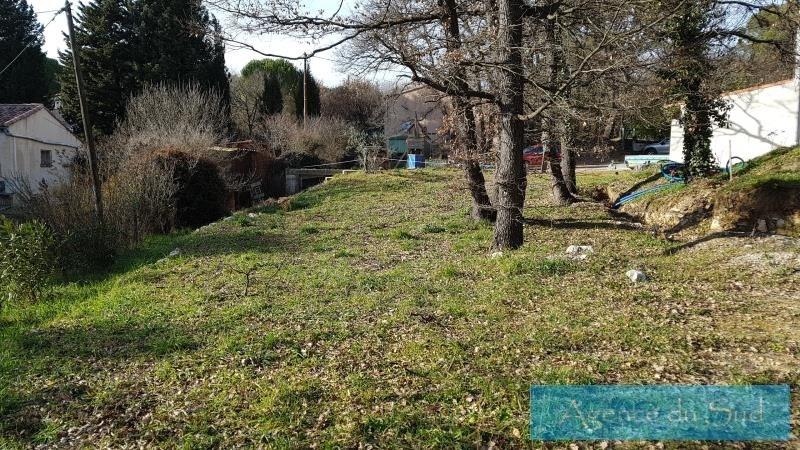 Vente terrain Greasque 248000€ - Photo 1