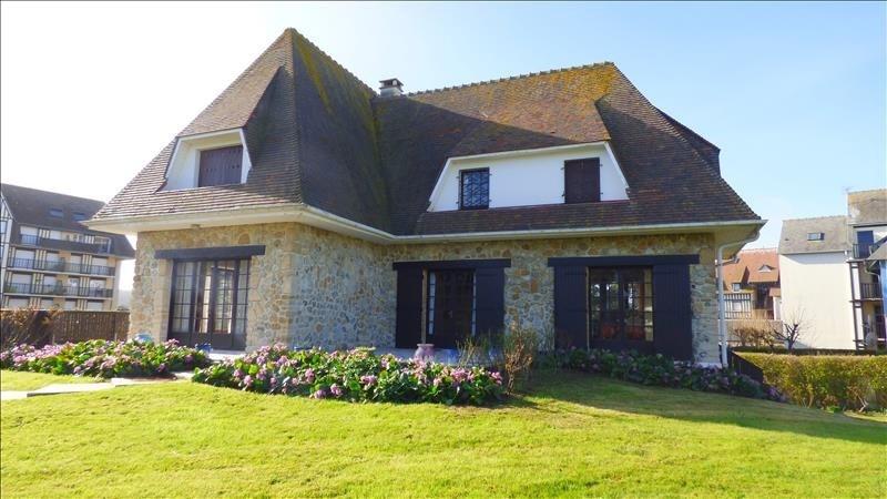 Revenda residencial de prestígio casa Villers sur mer 715000€ - Fotografia 2