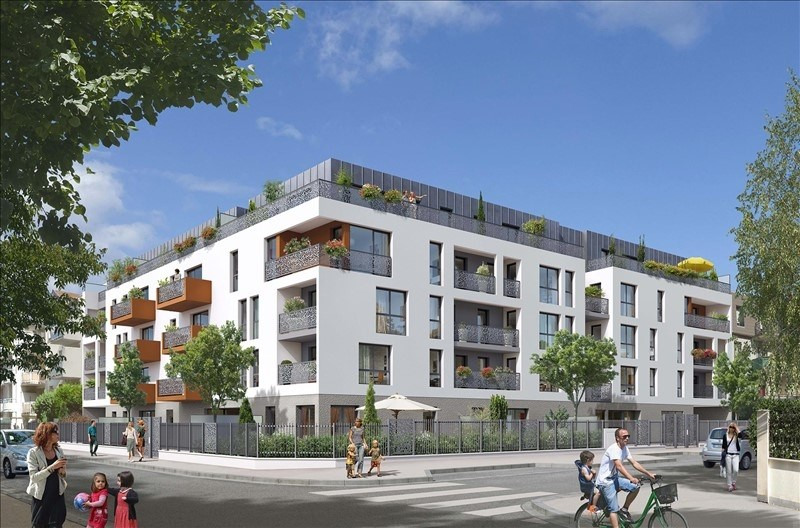 Location appartement Villepinte 695€ CC - Photo 1