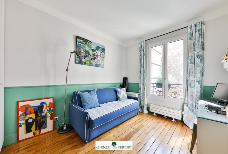 Vente de prestige appartement Paris 17ème 1 090 000€ - Photo 5