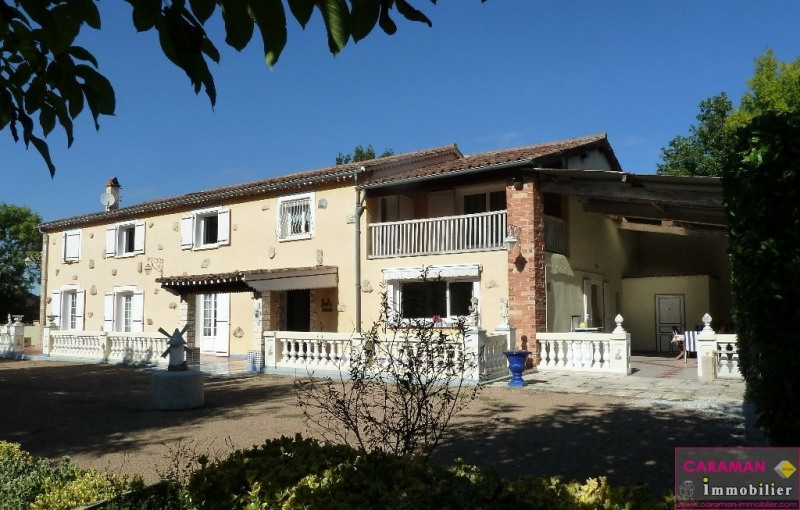 Deluxe sale house / villa Caraman  10 minutes 460000€ - Picture 13